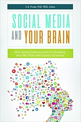 Book cover, Social Media and Your Brain